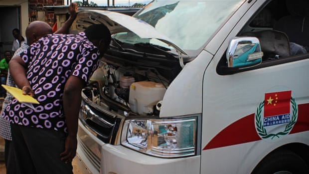 The case of Sierra Leone's missing ambulances