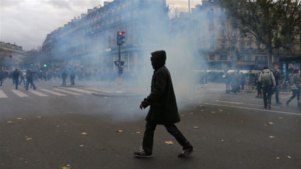 Paris: A changing climate of fear