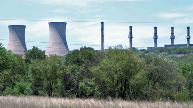 Spy Cables: 'China behind S Africa nuclear break-ins'