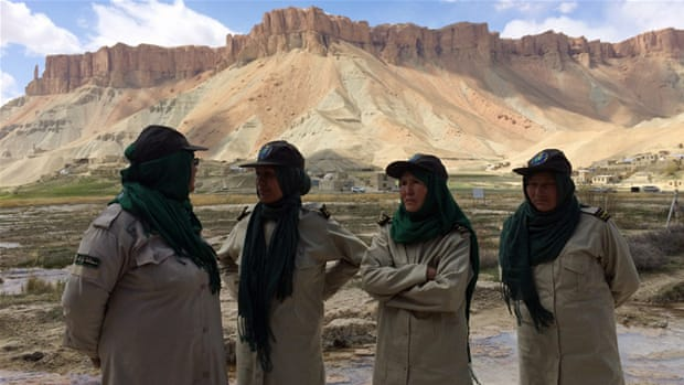 Afghanistan's Female Wardens