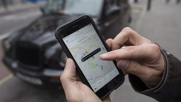 Uber beefs up security after hacking scare