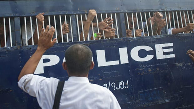 Myanmar: Still locking up political prisoners