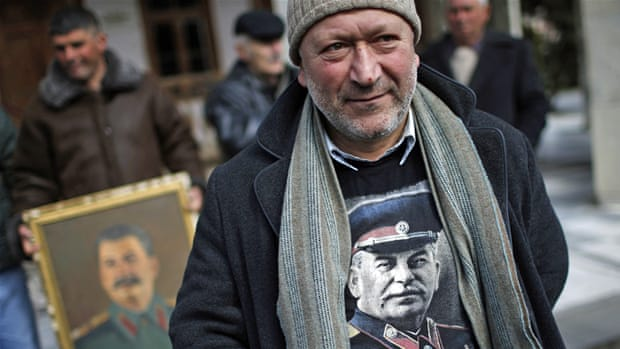 Russia's resurgent love for Josef Stalin