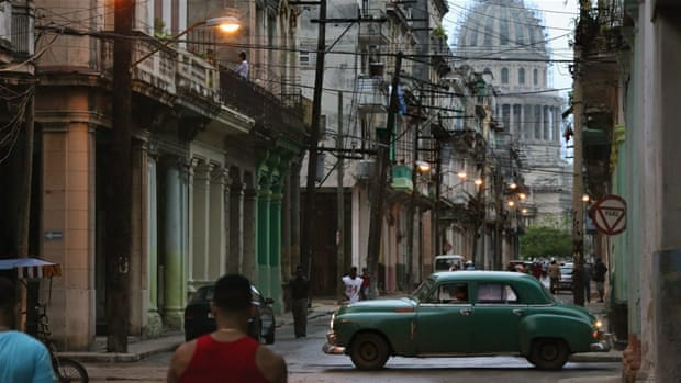 Does the diplomatic thaw mean the end of old Havana?