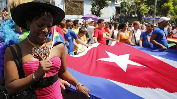Is Cuba becoming a haven for LGBT rights?