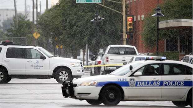 Police shootings prompt community action in Texas