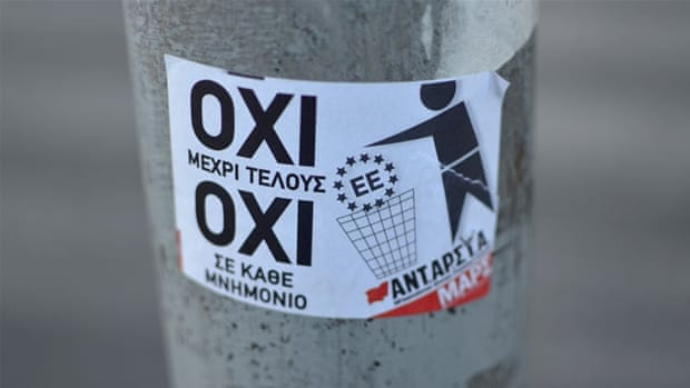 Greeks voice their hopes and fears on referendum result