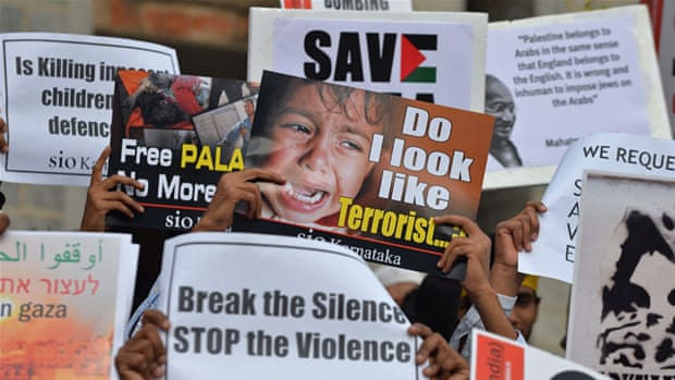India urged to use close Israeli ties for Palestine
