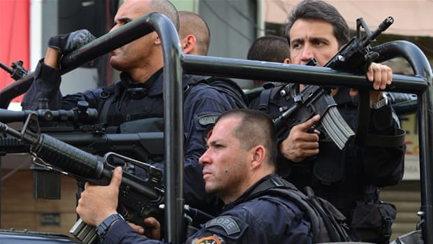 Sao Paulo massacre highlights disturbing trend in Brazil