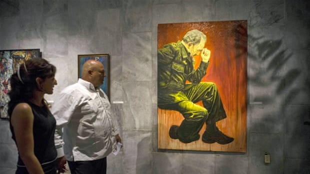 Persecuted political artists defy Cuba crackdown