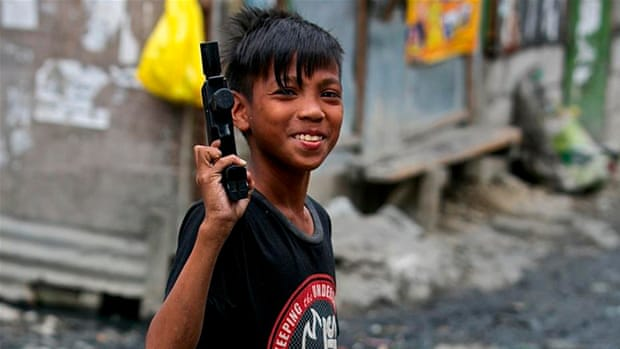 Stray Bullets: Guns in the Philippines