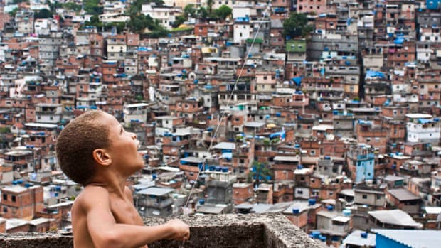 Rio de Janeiro: In the Shadow of the Hill
