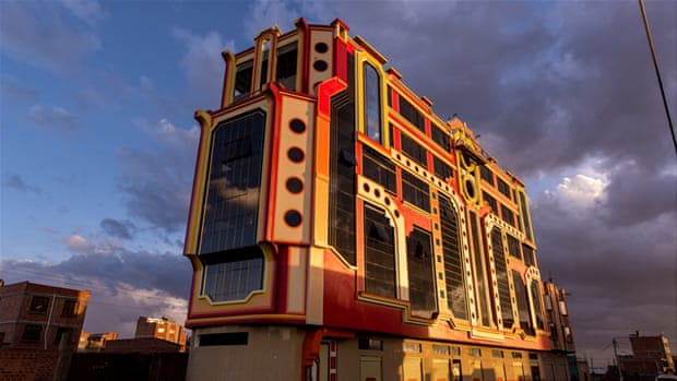 How indigenous wealth is changing Bolivian architecture