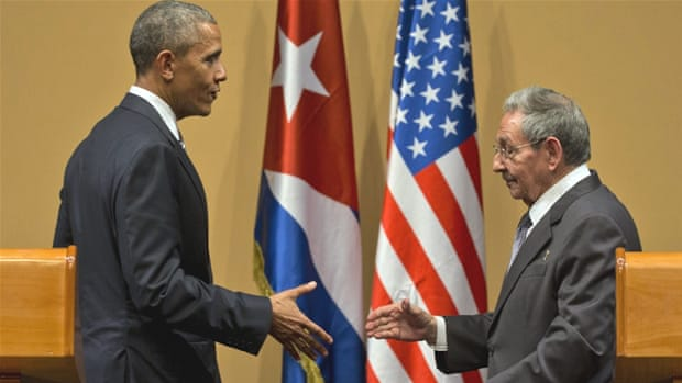 Can the US and Cuba trust each other?