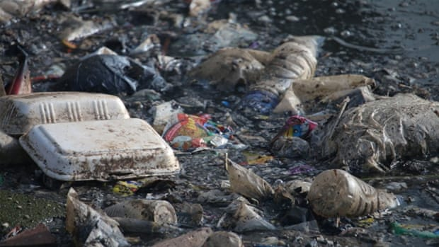 Indonesia: Drowning in rubbish
