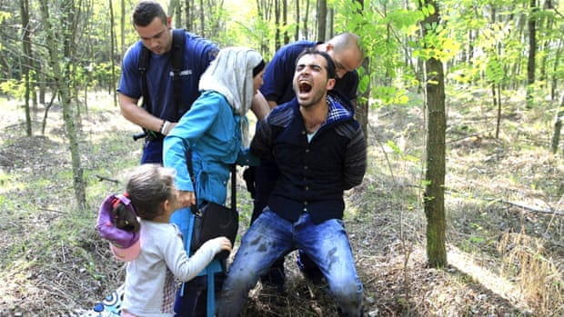 Group: Refugees abused by border forces in Balkans