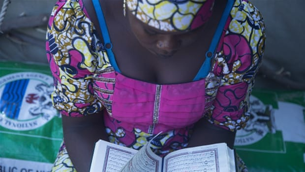 The women who love Boko Haram