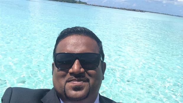 Exclusive: Ex-Maldives vice president's phone gallery