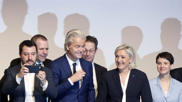 Reporting the rise of Europe's populist parties