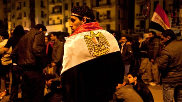 Seeds of Change: Revisiting Egypt's April 6 activists