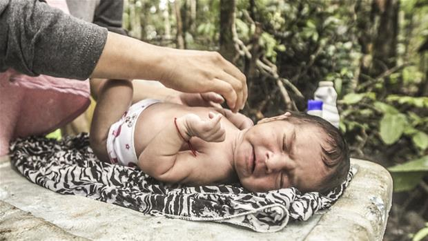 Children of the FARC: Baby Boom in Colombia's Jungles