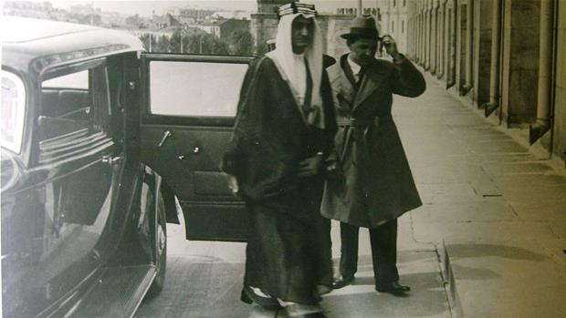 How Moscow lost Riyadh in 1938