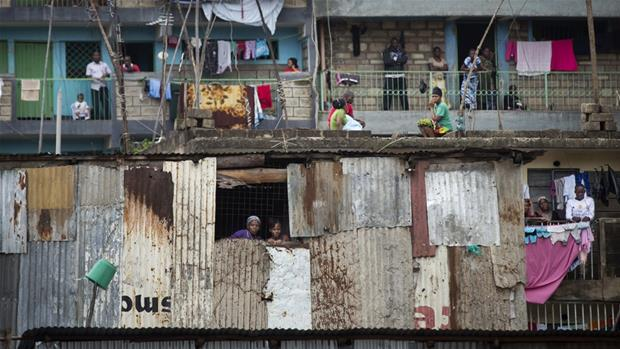 Transforming Nairobi: The quest for urban identity