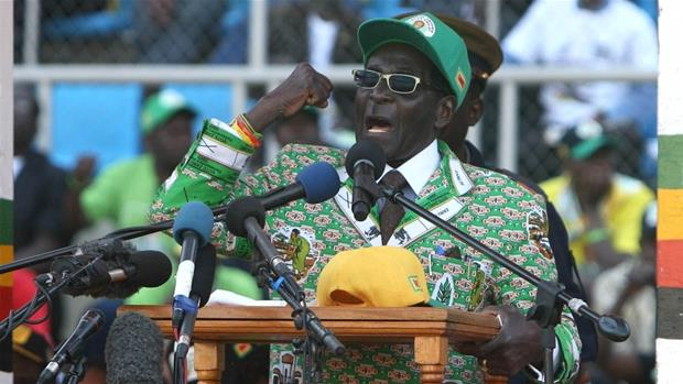 Robert Mugabe: Portrait of a presidency