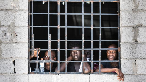 Who is to blame for African migrants