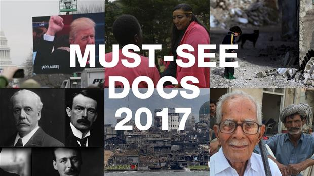 Al Jazeera's must-see documentaries of 2017