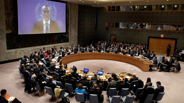 Trump's Jerusalem move roundly condemned at UN