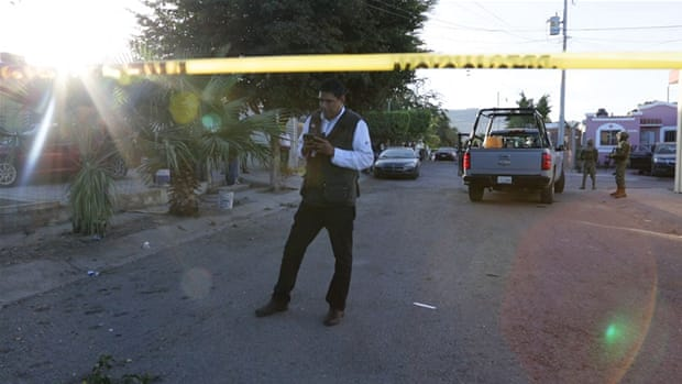 Deadliest beat: Reporting on Mexico's war on drugs