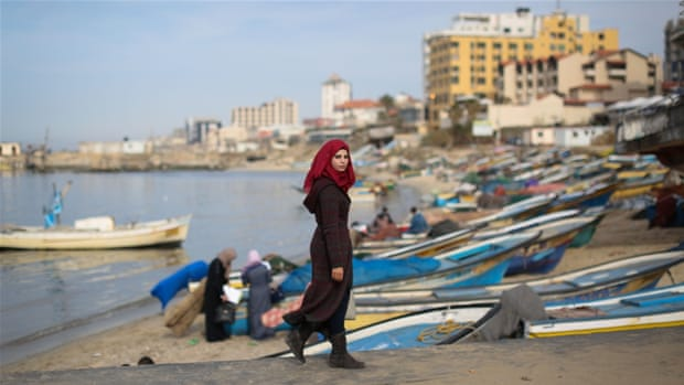 Gaza's women of steel