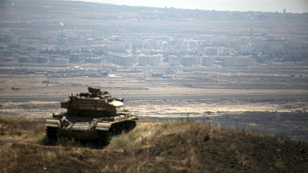 Why does Israel keep attacking Syria?