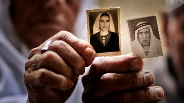 Palestine in motion: Stories of loss, love and hope