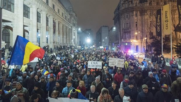Romania: People Power