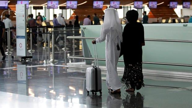 Saudi-led blockade on Qatar 'breaking up families'