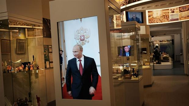 Russia: A resurgent superpower?