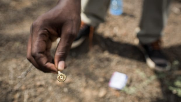In Kenya's Baringo county, police raid, burn and murder