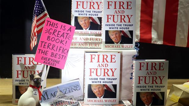 Fire and Fury: Access, integrity and mainstream media