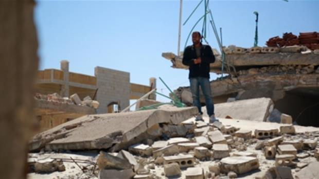 Syria: In the Ruins of a Dream