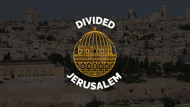Interactive: Take a tour through divided Jerusalem