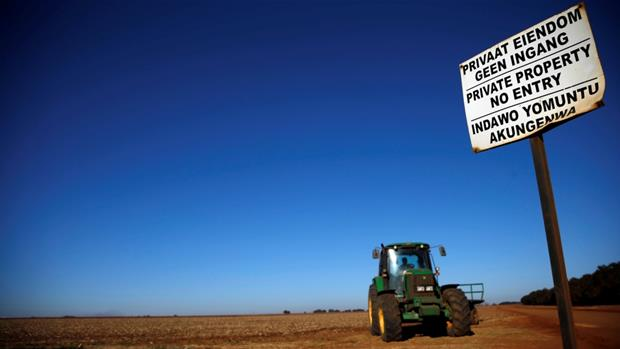 Land expropriation through the eyes of South African farmers