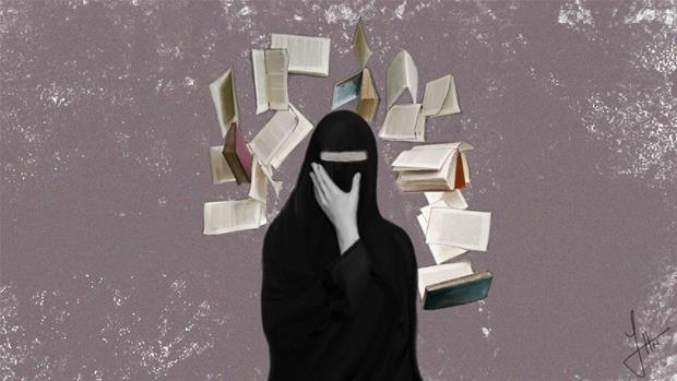 Women under ISIL: The teacher