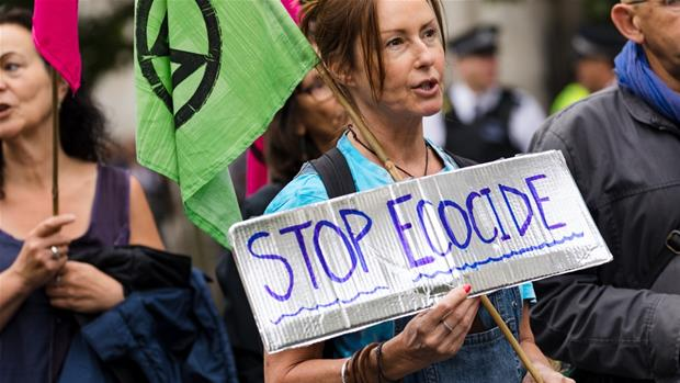 Impossible to ignore: Inside Extinction Rebellion
