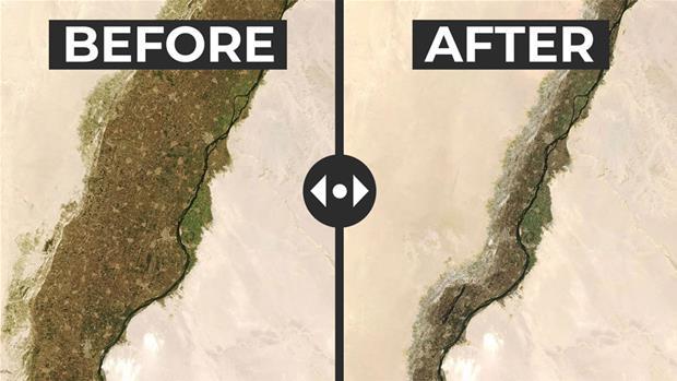 Could mega-dams kill the mighty River Nile?