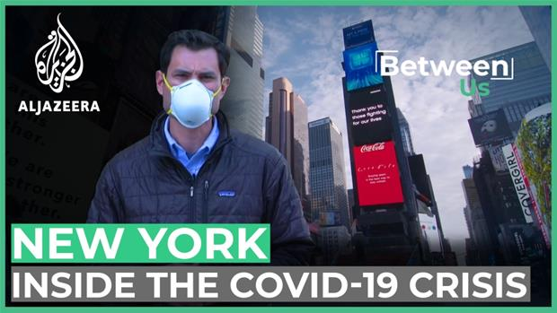 NY Grieves: Inside the COVID-19 Pandemic