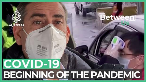 COVID-19: The Beginning of the Pandemic