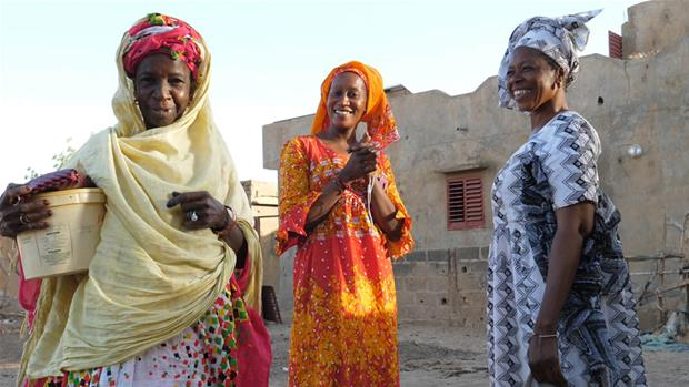 Senegal's village of women