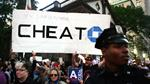 US protesters rally to occupy Wall Street